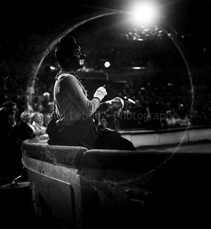 1971 - Gala de l'Union des Artistes, Jerry Lewis