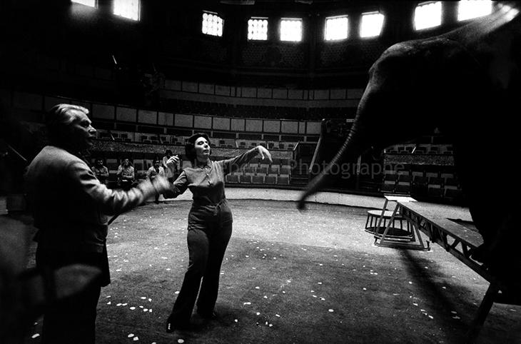 1972 - Gala de l'Union des Artistes, Alice Saprich