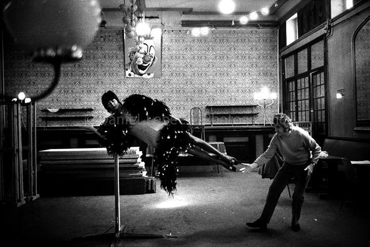 1972 - Gala de l'Union des Artistes, Annabel Buffet et Daniel Gelin