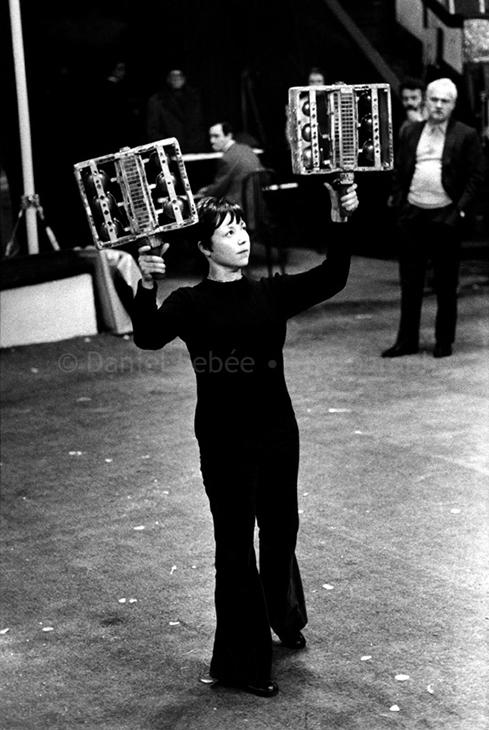 1972 - Gala de l'Union des Artistes, Annie Fratellini