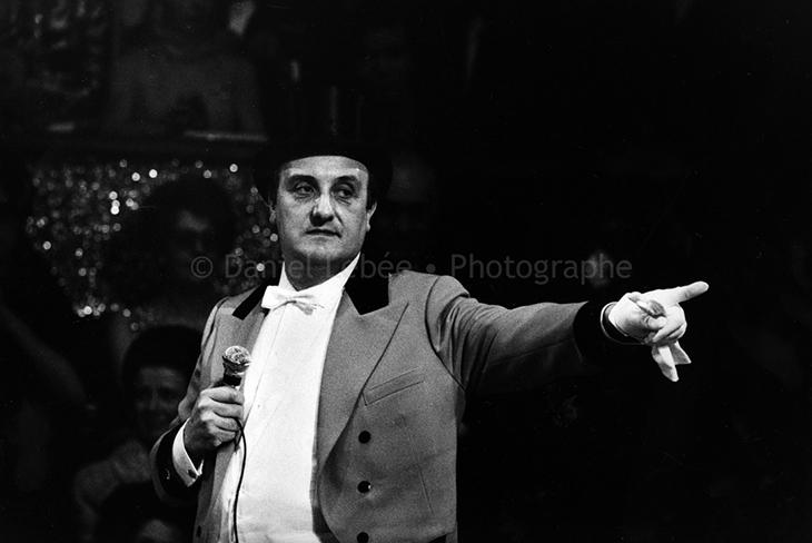 1972 - Gala de l'Union des Artistes, Pierre Tchernia