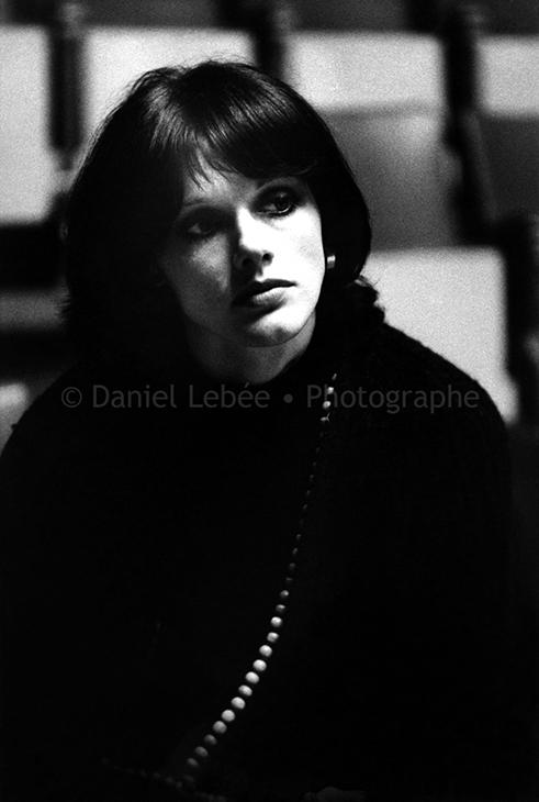 1973 - Gala de l'Union des Artistes, Anny Duperey