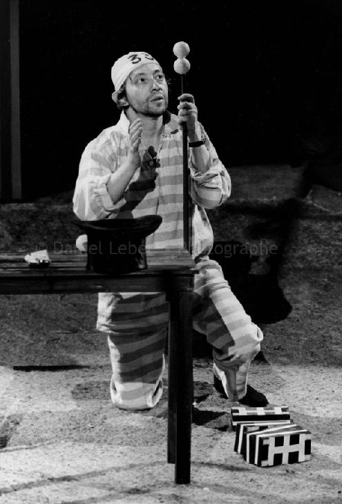 1973 - Gala de l'Union des Artistes, Serge Gainsbourg