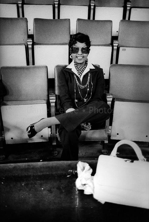 1974 - Gala de l'Union des Artistes, Josephine Baker