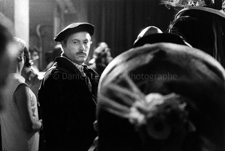 1974 - Gala de l'Union des Artistes, Michel Serrault
