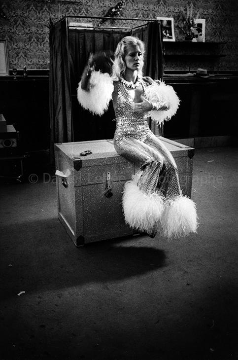 1974 - Gala de l'Union des Artistes, Sylvie Vartan