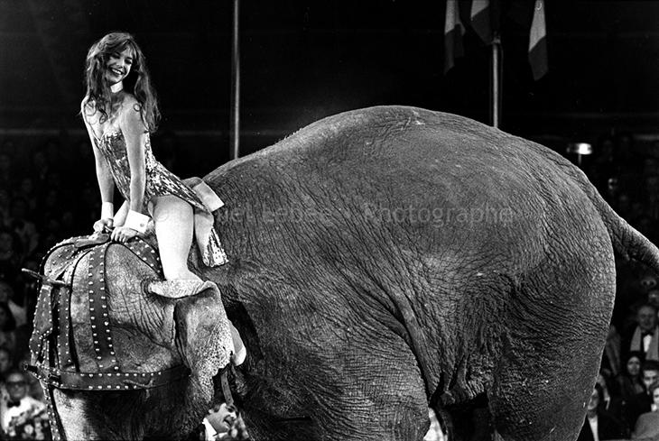 1975 - Gala de l'Union des Artistes, Jane Birkin