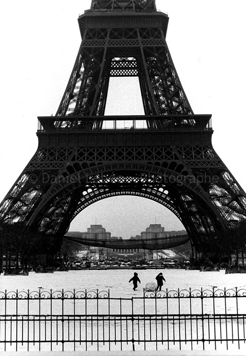 1981 - Paris, Tour Eiffel, 75007