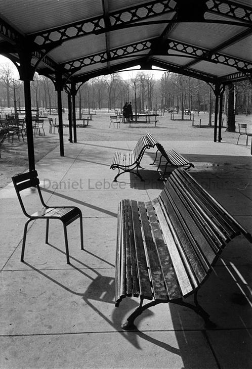 1982 - Paris, Jardins du Luxembourg, 75006