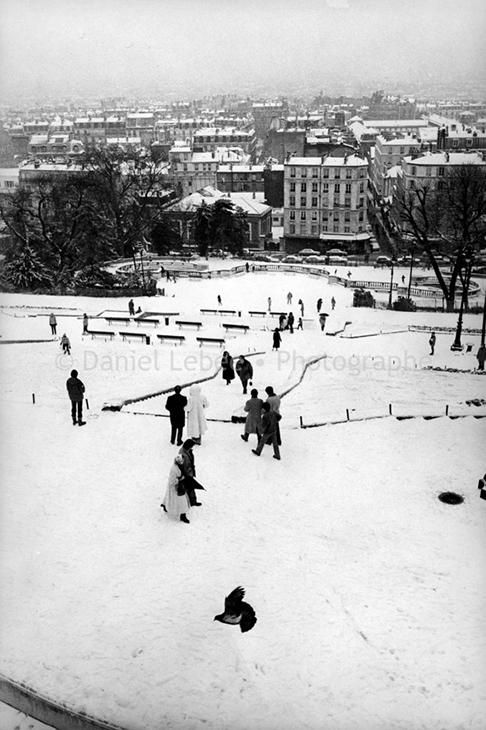 1983 - Paris, Sacré-Cœur, 75018