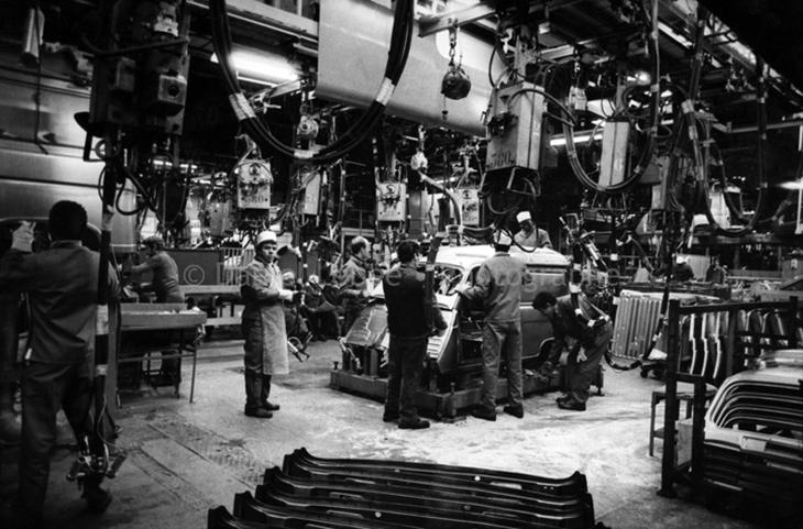 1986 - Usines Renault