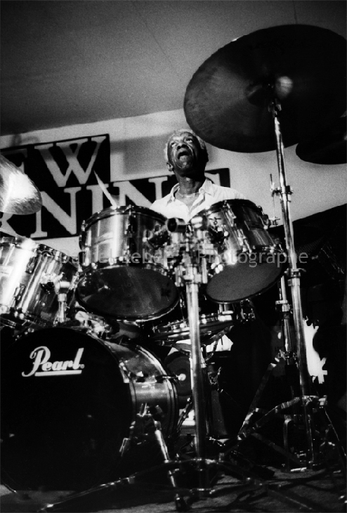 1987 - Jazz, Art Blakey au New Morning