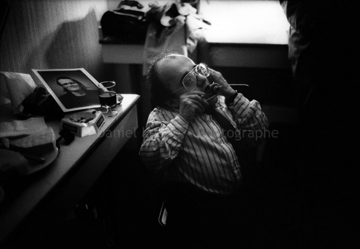 1988 - Jazz, Michel Petrucciani Trio, Centre d'Action Culturelle Pablo Neruda, Corbeille-Essonnes