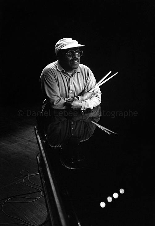 1989 - Jazz, Roy Haynes, Théatre de Chelles