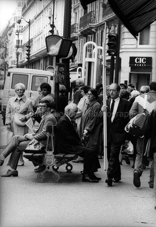 1991 - Paris, Rue de Rivoli, 75004